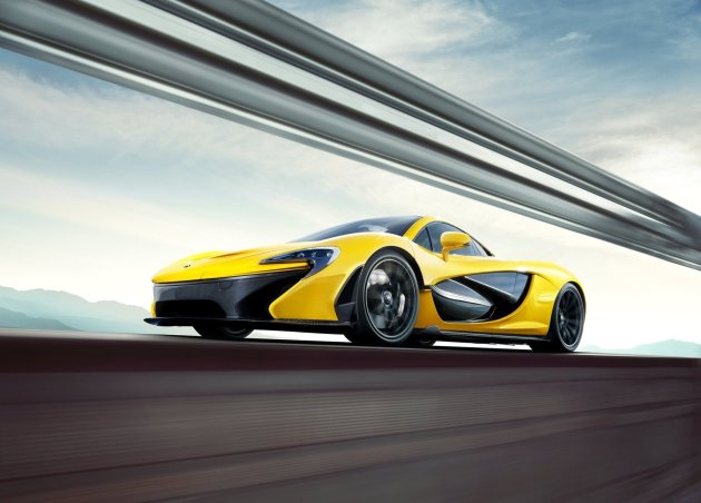 0503 McLaren P1 1